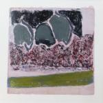 021_Facing the Shadows, 2018, Monotypie, 30x30cm
