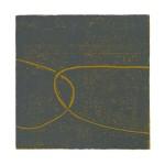 003 ' String Series' 2004 Monotype 30 cm x 30 cm