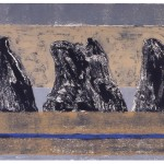 005 ' Time - Timeless' 2003 Monotype 40 cm x 50 cm