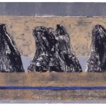 005 ' Time - Timeless' 2003 Monotype 40 cm x 50 cm