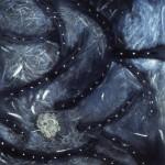 008 ' Interior 1s' 1997  102 cm x 200 cm Acrylic, Mixed Media on Canvas