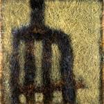 008 Summer Shadow 1998-2004_Acrylic, mixed Media on canvas