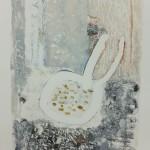 009 Untitled 2000 Monotype 50 cm x 40 cm