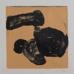 011 Untitled 2006 Monotype 30 cm x 30 cm