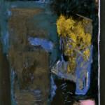 11 Untitled 1989 200cm x 100cm Acrylic on canvas
